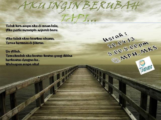 Usrah April